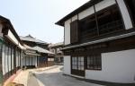 포항 구룡포 근현문화역사거리