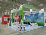 2014 브랜드하우징페어에 참가한 스마트카라 부스