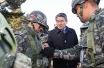 박승호 포항시장이 군부대를 위문했다.