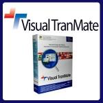 VisualTran Mate 2014를 이용하면 번역지원 기능 및 다국어 자동번역까지 사용할 수 있다.