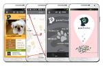 이젠컴즈는 RFID 및 NFC를 내장한 반려동물 스마트 팬던트 포파인더를 출시한다.