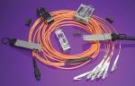 한국몰렉스가 출시한 쿼드 소형 폼팩터 플러거블 플러스 (QSFP+) 시스템