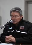 박승호 포항시장은 연일 제설작업에 나서고 있는 2천여 포항시 공직자들의 노고를 격려하고 시민들을 위한 공복으로서의 자세를 당부했다.