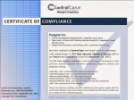 PayGate Co., Ltd. PCI-DSS Version 2.0 Level 1 Compliant issued on 2013 September.