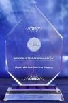 인천공항 면세점 에어스타 애비뉴가 미국의 프리미엄 여행전문 매거진 프리미어 트래블러(Premier Traveler)의 세계 최고 면세점상을 수상했다.