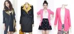 웹뜰이 봄 패션 의류 꼼빠니아, 예스비를 선보이고 있다.