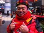 김흥국이 발명 특허권자로 화제가 된 호랑나비 스쿨바둑게임에 유력 바둑인들이 대거 후원세력으로 나섰다.