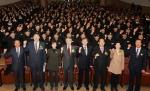 포항시는 어르신관 평생교육 프로그램인 新중년 사관학교 입학식을 개최했다.