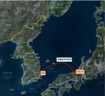 포항시는 2015년 포항영일만항과 일본 교토마이즈루항을 오가는 정기항로 개설을 위해 3월 10일부터 13일까지 4일간의 일정으로 한·일 공동으로 시험운항을 실시한다.