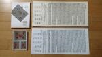 독립선언서 세트. 두 종류의 독립선언서와 선언문이 담긴 책에는 모두 네 종류의 선언문이 담겨 있다. 또한 태극기 스티커도 들어 있다.