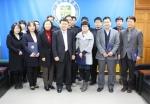 군산대가 2013학년도 황룡 우수 수업상 시상식을 개최했다.