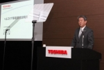 Hisao Tanaka, President and CEO, Toshiba Corporation