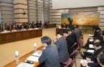 포항시는 김재홍 부시장 주재로 2015년도 국비확보 및 신규시책 보고회를 가졌다.