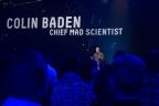 Oakley CEO, Colin Baden
