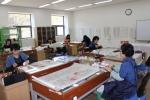 2014년도 문화재수리기능자 양성과정 교육생 등 130여 명이 참석한 가운데 1년 교육과정의 출발을 알리는 입교식을 개최한다.