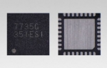 Toshiba TC7735FTG, a system power supply IC for LCD used in car navigation systems