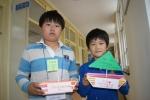 군산대 박물관은 초등학생들을 대상으로 교과서 연계 인문학 교육을 실시하고 있다.