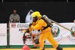 UAE International Fire-fighter Challenge 2014