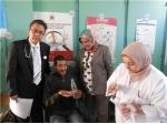 모로코 결핵퇴치 사업