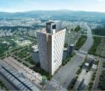 인천 논현지구 호텔그랜드팰리스 전경