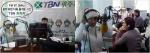 가수 김선양이 10일 광주교통방송국 라디오 TBN 차차차에 출연해 가수로서의 열정과 일화들을 소개하고 있다.