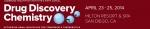 Drug Discovery Chemistry 2014가 미국 샌디에고에서 열린다.