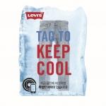리바이스가 여름용 청바지 쿨진(Cool Jean) 판매 시작과 함께 제품에 스마트폰 NFC 태그 기능을 접목시킨 태그 투 킵 쿨(Tag To Keep Cool) 프로모션을 17일부터 오는 4월 30일까지 명동 및 전국 백화점 매장에서 실시한다.