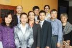 AASPAC회의에 참석한 아시아 태평양 지역 환자단체 대표들, 뒷줄 가운데가 한국강직성척추염환우회 이승호 회장
