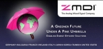 "ZMDI, a Global Semiconductor Company, Reinforces Their Commitment to Energy Efficiency With the Launch of Their 2014 Marketing Theme ""A Greener Future Under A Pink Umbrella"""
