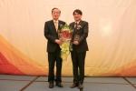 한국경제매거진 이희주 대표이사(좌)와 한국몰렉스 HR팀 김용태 이사