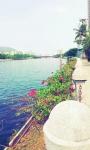 대만 카오슝 아이허(愛河) 강