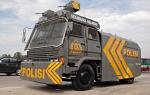 대지정공은 2014 대한민국 하이테크 방위산업전에 참가하여 국산 물대포차를 전시할 예정이다.