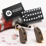온세미컨덕터가 보청기 설계에 특화된 디지털신호처리장치(DSP) 시스템 RHYTHM 제품군 2종을 추가했다.