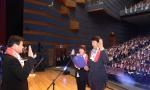 포항시는 제52회 경북도민체육대회에 출전하는 포항시선수단 결단식 및 서포터즈 발대식을 개최했다.