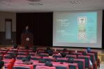 군산대학교는 28일(금) 황룡문화관 1층 황룡문화홀에서 재학생 200여명을 대상으로 이성수 군산시 부시장 특별 초청 강연을 개최했다.