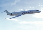 Bombardier Aerospace announced today that Adria Airways of Ljubljana, Slovenia has signed a firm purchase agreement for two CRJ900 NextGen regional jets.