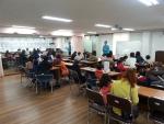 군산대-군산시다문화가족지원센터가 엄마와 아이가 함께 하는 다문화 합창단을 창단했다.