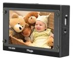 티브이로직이 신제품 5.5인치 Full HD 모니터를 선보인다.