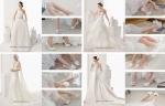 디자이너 웨딩슈즈 허니비토가 드레스별 웨딩슈즈를 추천한다.