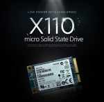 쓰리에스시스템이 데코정보와 함께 SanDisk mSATA X110 스토리지와 Galaxy Smart-K OTG USB 메모리의 국내 유통을 시작한다.