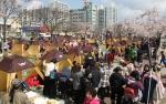 포항벼룩시장에 2천여명의 시민이 다녀가 여전한 인기를 실감케 했다.