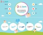 한솔교육 등 육아전문기업 5개사가 만든 아이앤아이 패밀리(i&I Family) 홈페이지가 회원들에게 더욱 다양한 육아 및 제품 정보를 제공하는 방향으로 개편됐다.