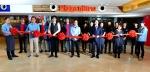 피자마루가 중국 베이징1호점을 오픈했다.
