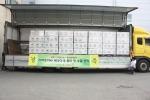 스마트카라는 지난 10일 북미 수출 향 제품 1000대를 첫 선적했다고 밝혔다.