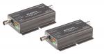 대명엔터프라이즈의 웹게이트 부문은 HD-SDI 시스템의 Full-HD 비디오 전송거리를 획기적으로 연장시킬 수 있는 컨버터 장비인 DoubleReach 트랜스미터와 리시버 장비를 출시하였다.