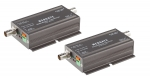 WEBGATE released DoubleReach Transmitter(DR101P-TX) and Receiver(DR101P-RX) units.