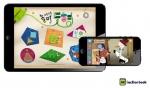 엔씨소프트가 엔씨 아이액션북의 새로운 아이패드(iPad) 전용 유아 학습용 어플리케이션 꼬물꼬물 도형놀이를 17일 출시했다.