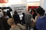 Incheon Business Agency  successfully completed 'Cuore del Design Incheon Korea' held in Milan, Italy.Global visitors astonished by excellent design of Korea.