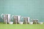 이탈리아 브랜드 소든이 밀라노 디자인 위크에서 커피를 즐기는 새로운 방법, Sowden SoftBrew 시리즈로 인기를 얻고 있다.