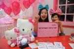 헬로키티아일랜드는 5월 5일 어린이날 '나만의 팔찌 만들기' 이벤트를 실시한다.
